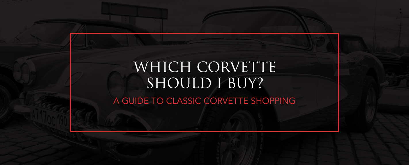 Classic corvette buying guide