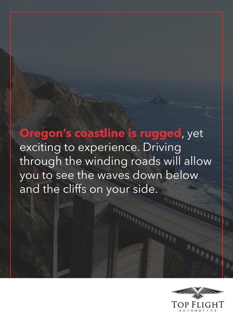 Highway 101, Oregon