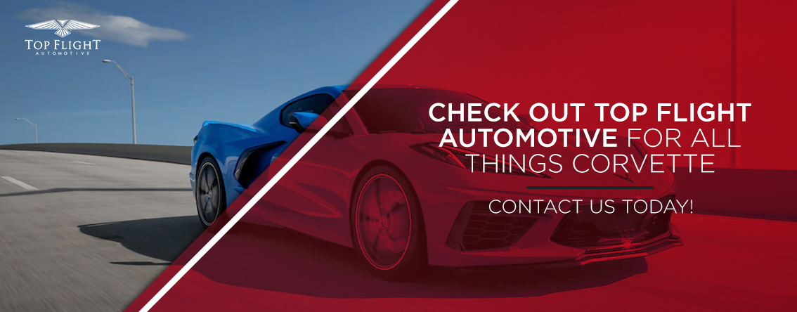 Check out top flight automotive for all things Corvette