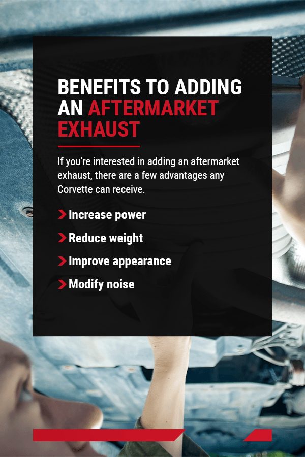 Benefits to Adding an Aftermarket Exhaust