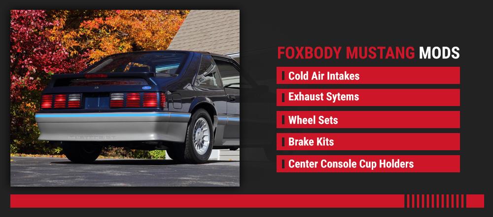 Foxbody Mods
