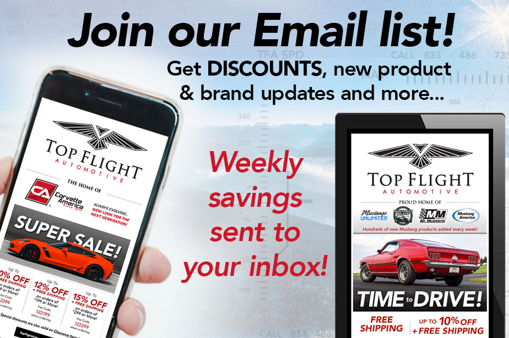Top Flight Automotive - Auto Parts and Accessories